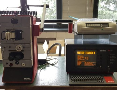 USTER TESTER 3 AUTOMATICO
