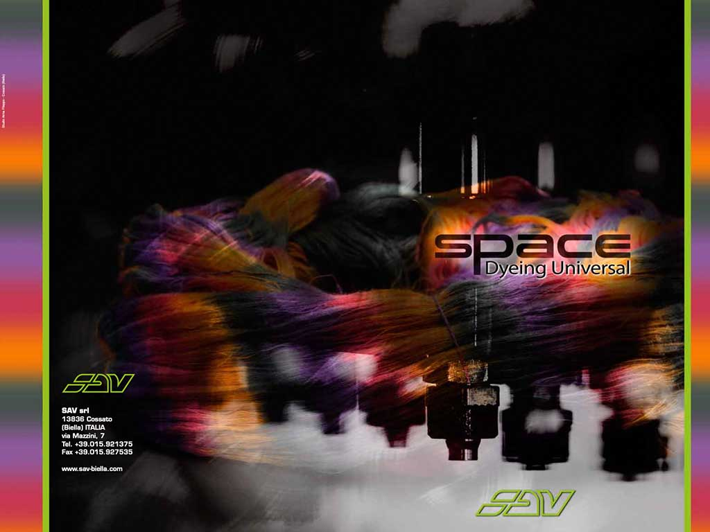 Catalogo Space Dyeing Universal