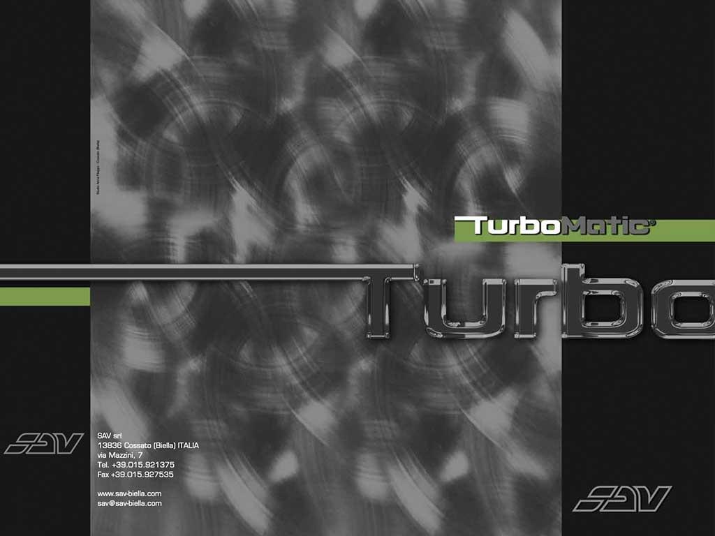 Catalogo TurboMatic